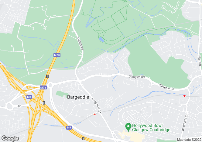 Map for Birchwood Grove <br>Drumpellier Lawns <br> Coatbridge, Lanarkshire