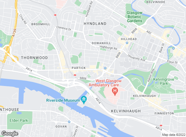 Map for Glasgow Property Agency, Glasgow
