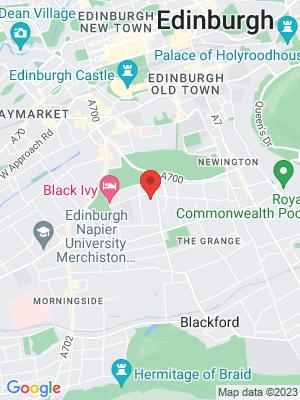 Location Map of Margaret Aronson
