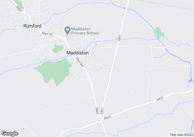 Map for 19 Fowler Crescent <br> Maddiston, Stirling, Falkirk & Clackmannan