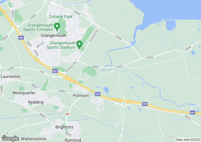 Map for Milnholm, Manor, Polmont, Falkirk, FK2 0YD