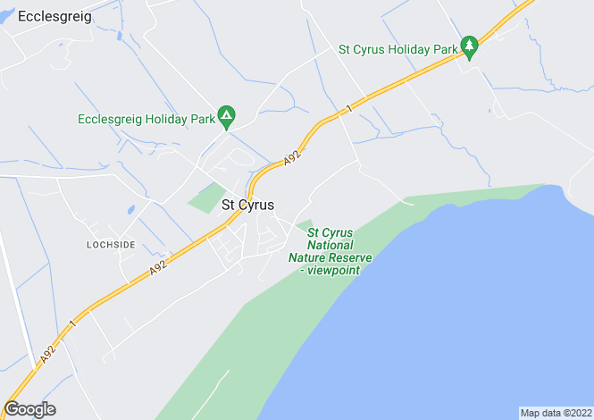 Map for Wellgreen, Montrose