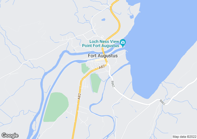 Map for Ach-na-cloich,