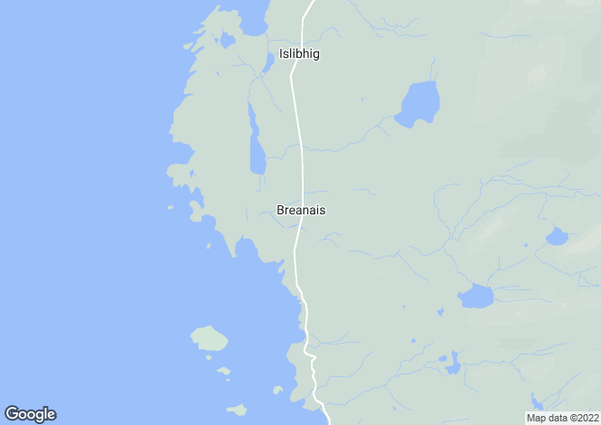 Map for Breanish, Isle Of Lewis, Eilean Siar, HS2