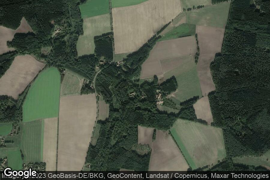 Ahrsen (Satellitenbild)