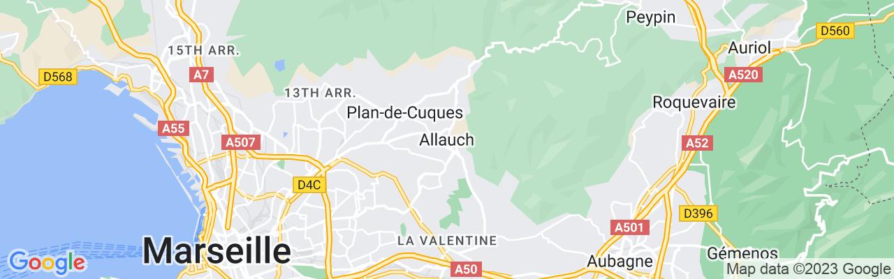 entreprise de travaux d' extension de maison Allauch