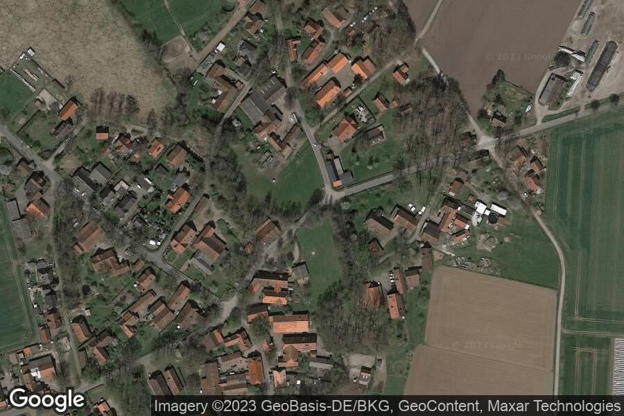 Altenboitzen (Satellitenbild)