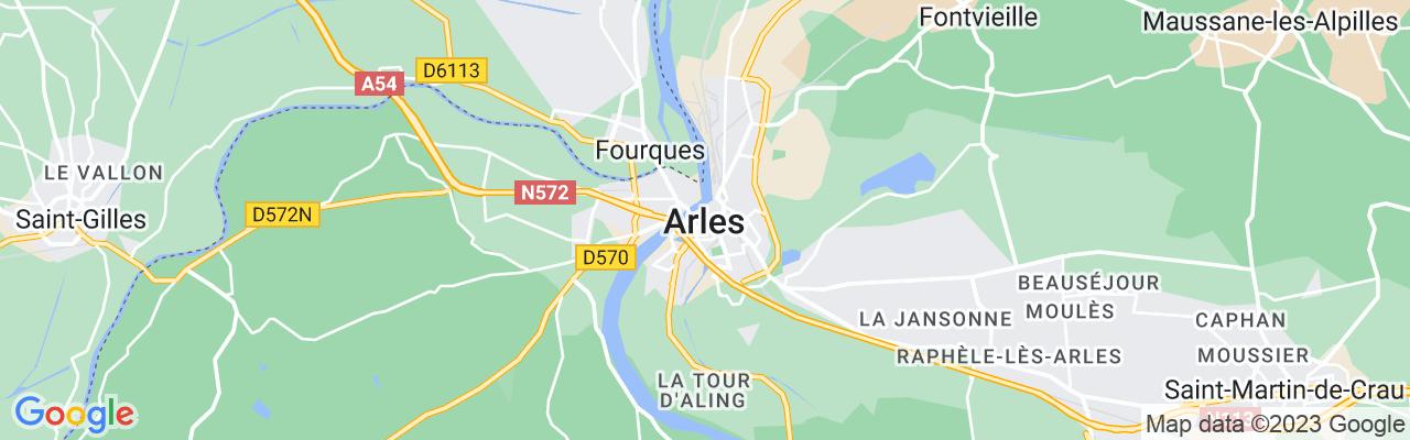 entreprise de terrassement Arles