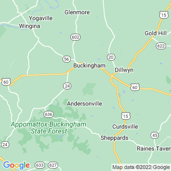Buckingham in Virginia(VA)- map, population, zip codes, coutnies, area codes, time zones, households, income, news, weather, metro areas, local time at localistica.com