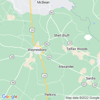 Burke in Georgia(GA)- map, population, zip codes, coutnies, area codes, time zones, households, income, news, weather, metro areas, local time at localistica.com