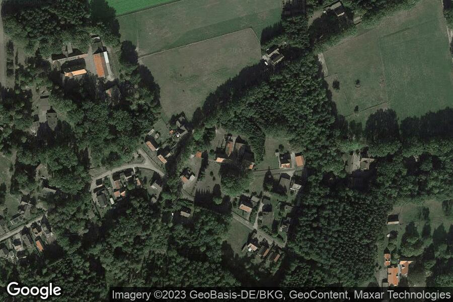Ebbingen (Satellitenbild)