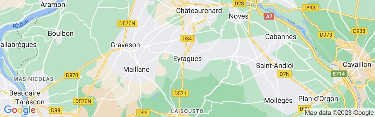 entreprise de démolition Eyragues