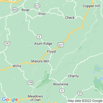Floyd in Virginia(VA)- map, population, zip codes, coutnies, area codes, time zones, households, income, news, weather, metro areas, local time at localistica.com