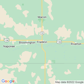 Franklin in Nebraska(NE)- map, population, zip codes, coutnies, area codes, time zones, households, income, news, weather, metro areas, local time at localistica.com