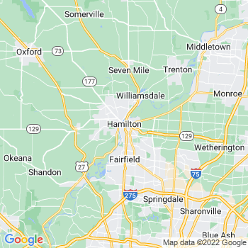 Hamilton in Ohio(OH)- map, population, zip codes, coutnies, area codes, time zones, households, income, news, weather, metro areas, local time at localistica.com