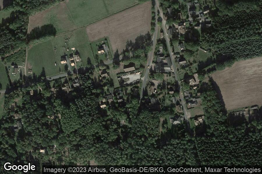 Hamwiede (Satellitenbild)