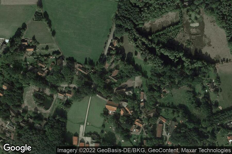 Hollige (Satellitenbild)
