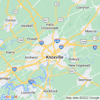 Knox in Tennessee(TN)- map, population, zip codes, coutnies, area codes, time zones, households, income, news, weather, metro areas, local time at localistica.com