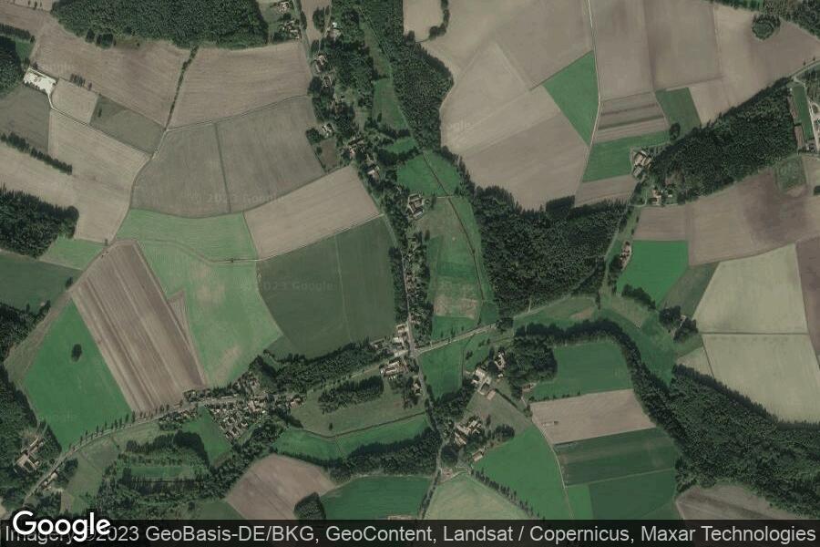 Kroge (Satellitenbild)
