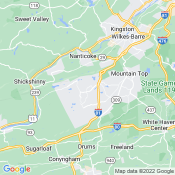 Luzerne in Pennsylvania(PA)- map, population, zip codes, coutnies, area codes, time zones, households, income, news, weather, metro areas, local time at localistica.com
