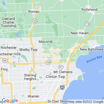 Macomb in Michigan(MI)- map, population, zip codes, coutnies, area codes, time zones, households, income, news, weather, metro areas, local time at localistica.com