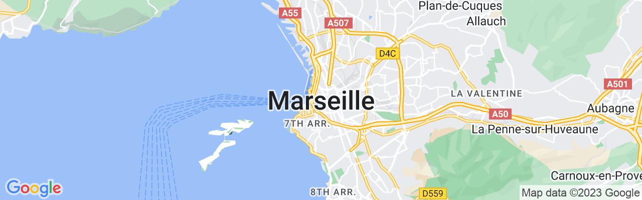 entreprise de pose d'éclairage, luminaire et spot Marseille