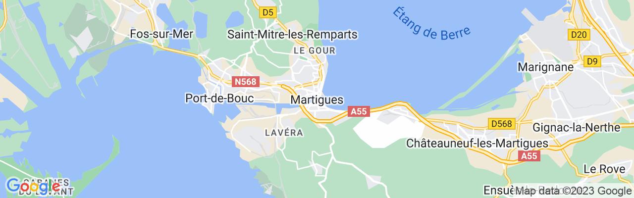 entreprise aménagement extérieur Martigues