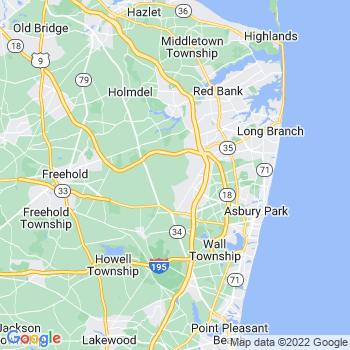 Monmouth in New Jersey(NJ)- map, population, zip codes, coutnies, area codes, time zones, households, income, news, weather, metro areas, local time at localistica.com
