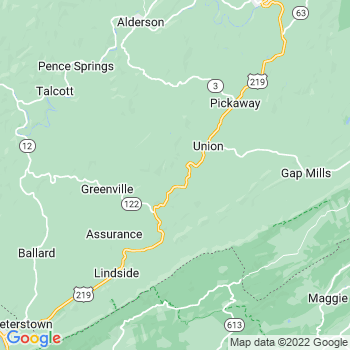 Monroe in West Virginia(WV)- map, population, zip codes, coutnies, area codes, time zones, households, income, news, weather, metro areas, local time at localistica.com