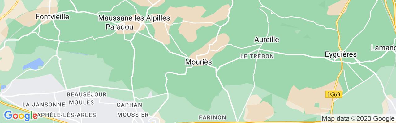 entreprise de peinture Mouriès