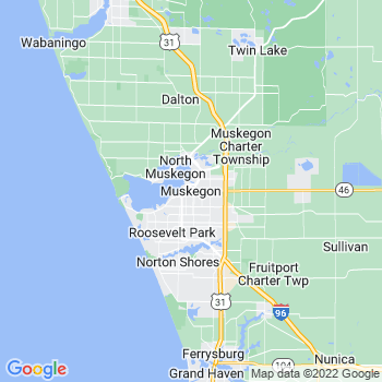 Muskegon in Michigan(MI)- map, population, zip codes, coutnies, area codes, time zones, households, income, news, weather, metro areas, local time at localistica.com
