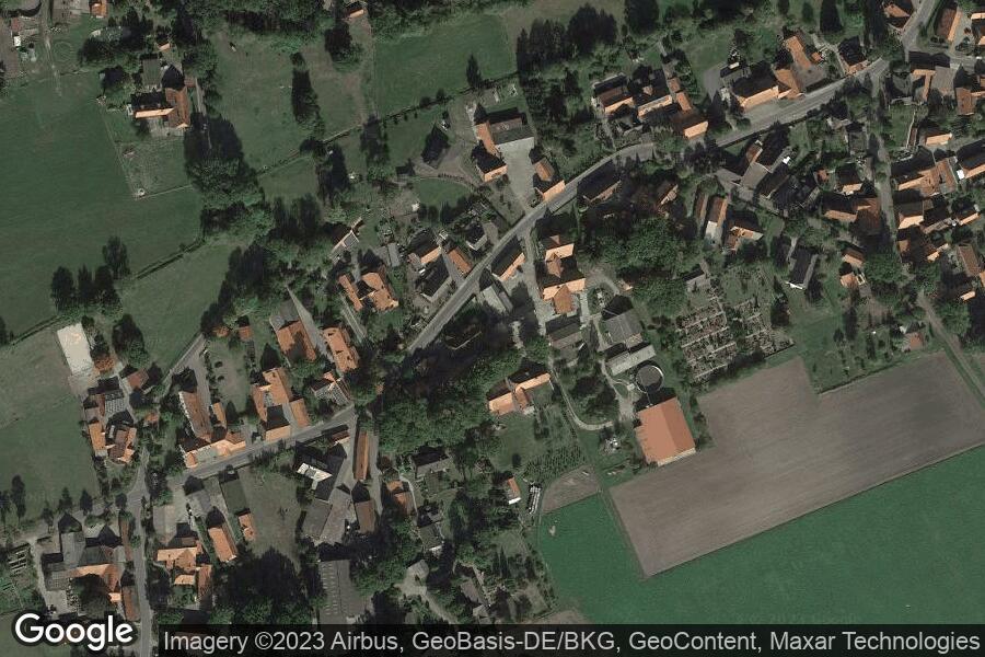 Nordkampen (Satellitenbild)