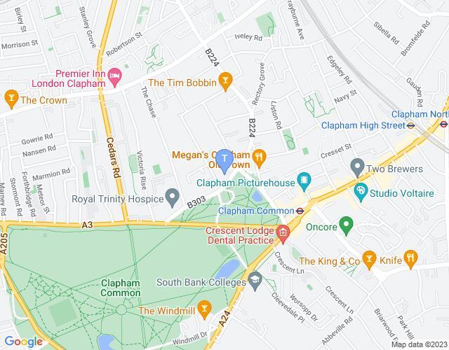 Location map for Omnibus