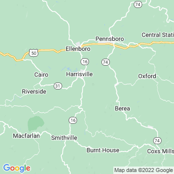 Ritchie in West Virginia(WV)- map, population, zip codes, coutnies, area codes, time zones, households, income, news, weather, metro areas, local time at localistica.com
