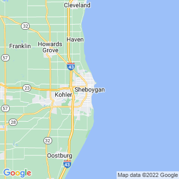 Sheboygan in Wisconsin(WI)- map, population, zip codes, coutnies, area codes, time zones, households, income, news, weather, metro areas, local time at localistica.com