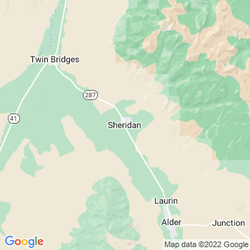Sheridan in Montana(MT)- map, population, zip codes, coutnies, area codes, time zones, households, income, news, weather, metro areas, local time at localistica.com