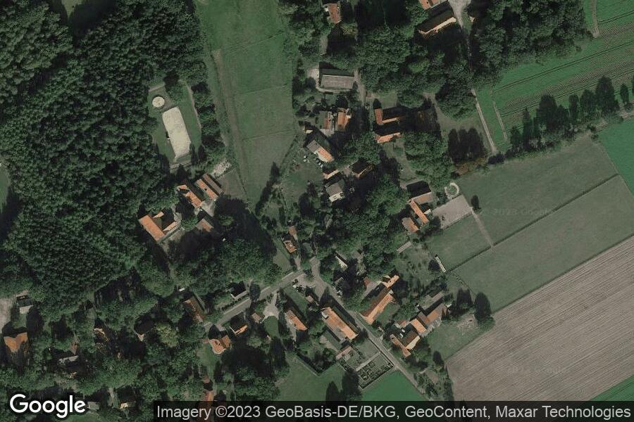Sieverdingen (Satellitenbild)