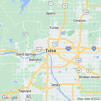 Tulsa in Oklahoma(OK)- map, population, zip codes, coutnies, area codes, time zones, households, income, news, weather, metro areas, local time at localistica.com