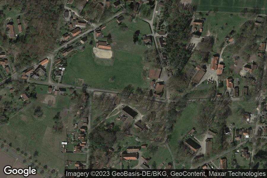 Westenholz (Satellitenbild)