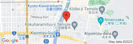 地図 路地 中ノ