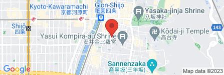 地図 建仁寺