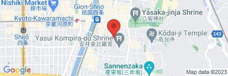 地図 ウインズ京都