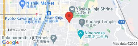 地図 京都月見町郵便局