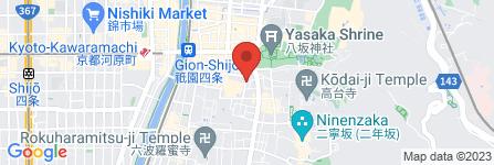 地図 衹園 ボビイ