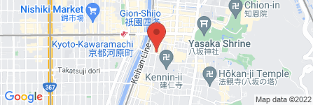 地図 株式会社金善楽器店