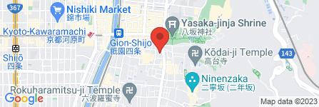 地図 ひいき