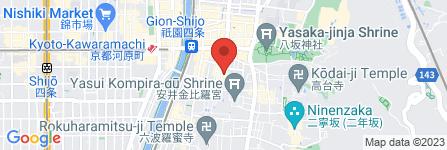地図 カチヱ美容室
