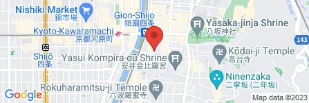 地図 株式会社内井建築設計事務所
