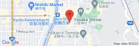 地図 Cafe 冨月