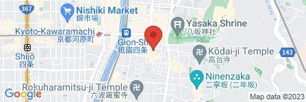 地図 お茶屋 枡梅